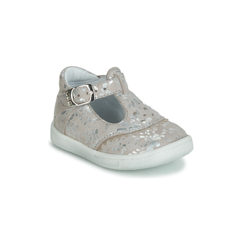 Shoes Girl Flat shoes GBB AGENOR Beige