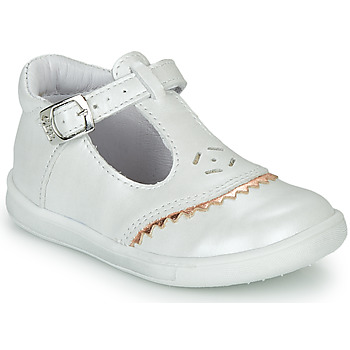 Shoes Girl Flat shoes GBB AGENOR White