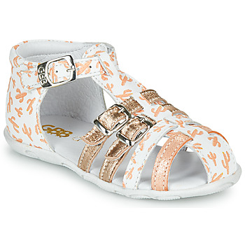 Shoes Girl Sandals GBB RIVIERA Orange