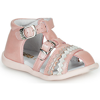 Shoes Girl Sandals GBB ALIDA Pink