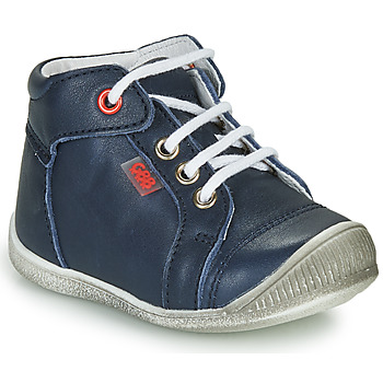 Shoes Boy Hi top trainers GBB PARGA Marine