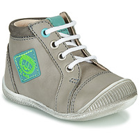 Shoes Boy Hi top trainers GBB TARAVI Grey