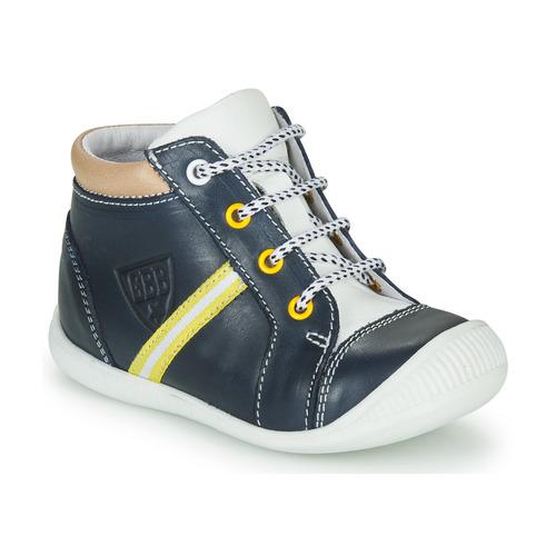 Shoes Boy Hi top trainers GBB GABRI Blue