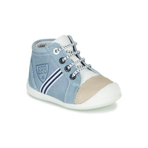 Shoes Boy Hi top trainers GBB GABRI Blue