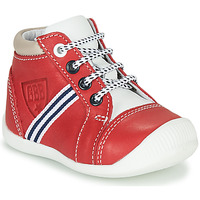 Shoes Boy Hi top trainers GBB GABRI Red