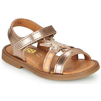 Shoes Girl Sandals GBB OLGA Gold