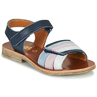 Shoes Girl Sandals GBB MIMOSA Marine