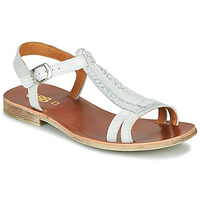 Shoes Girl Sandals GBB LAZARO White