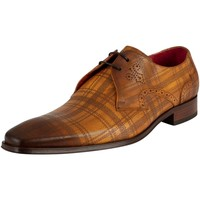 Shoes Men Derby Shoes Jeffery-West Leather Shoes brown