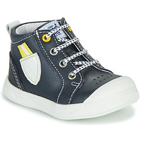 Shoes Boy Hi top trainers GBB GREGOR Blue
