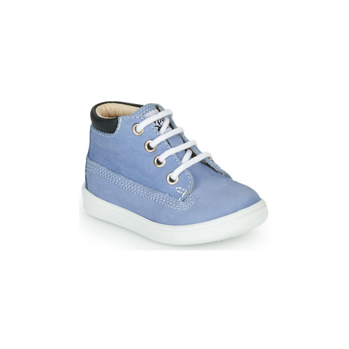 Shoes Boy Hi top trainers GBB NORMAN Blue