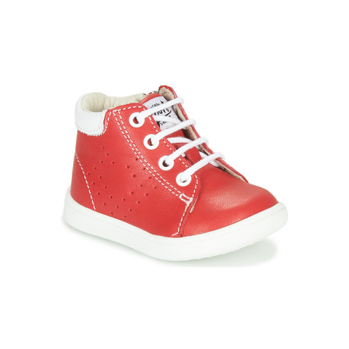 Shoes Boy Hi top trainers GBB FOLLIO Red