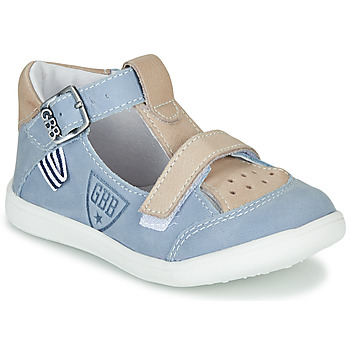 Shoes Boy Hi top trainers GBB BERETO Blue