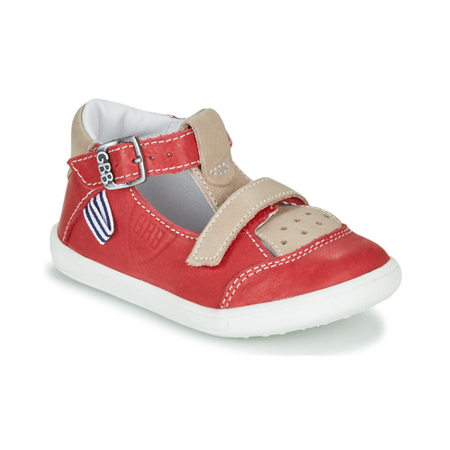 Shoes Boy Sandals GBB BERETO Red