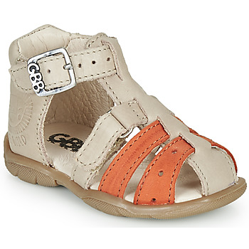 Shoes Boy Sandals GBB BORETTI Beige