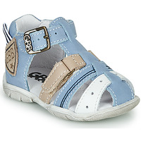 Shoes Boy Sandals GBB BYZANTE Blue