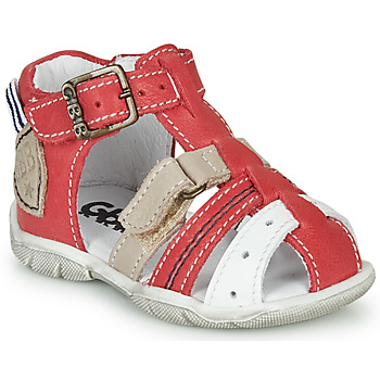 Shoes Boy Sandals GBB BYZANTE Red