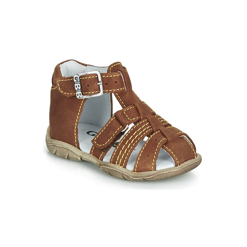 Shoes Boy Sandals GBB ARIGO Brown