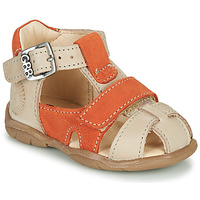 Shoes Boy Sandals GBB SEROLO Beige