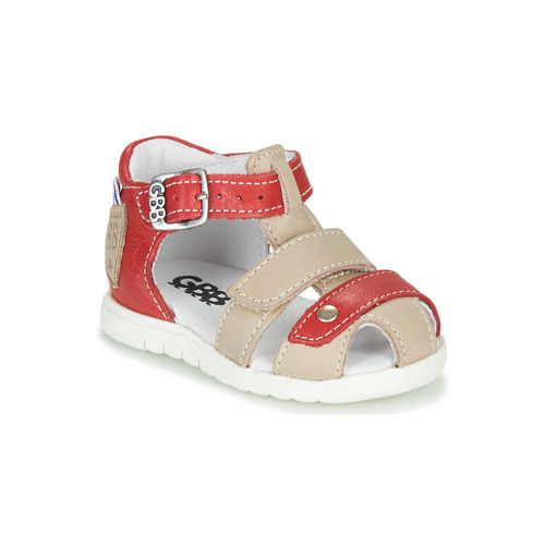 Shoes Boy Sandals GBB BASILA Red