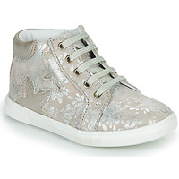 Shoes Girl Hi top trainers GBB ALEXA Beige