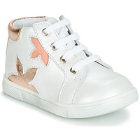 Shoes Girl Hi top trainers GBB ALEXA White