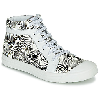Shoes Girl Hi top trainers GBB NAVETTE Black