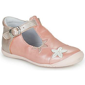 Shoes Girl Flat shoes GBB ANAXI Pink