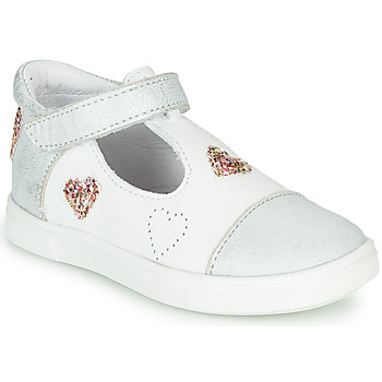 Shoes Girl Flat shoes GBB ANISA White