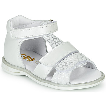 Shoes Girl Sandals GBB NAVIZA White