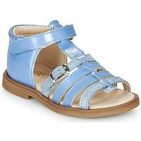 Shoes Girl Sandals GBB ANTIGA Blue