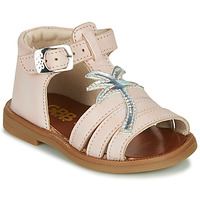 Shoes Girl Sandals GBB ARAGA VTS ROSE DPF/2794