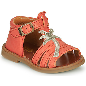 Shoes Girl Sandals GBB ARAGA Red