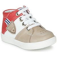 Shoes Boy Hi top trainers GBB AMOS Red