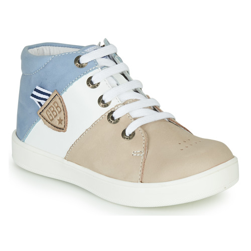 Shoes Boy Hi top trainers GBB AMOS Beige / White / Blue
