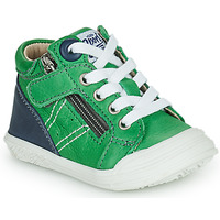 Shoes Boy Hi top trainers GBB ANATOLE Green