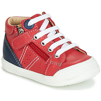 Shoes Boy Hi top trainers GBB ANATOLE Red