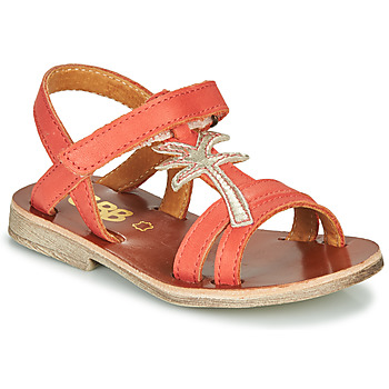 Shoes Girl Sandals GBB SAPELA Red