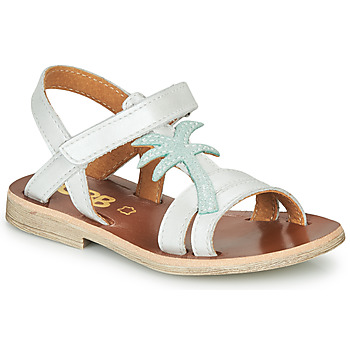 Shoes Girl Sandals GBB SAPELA White
