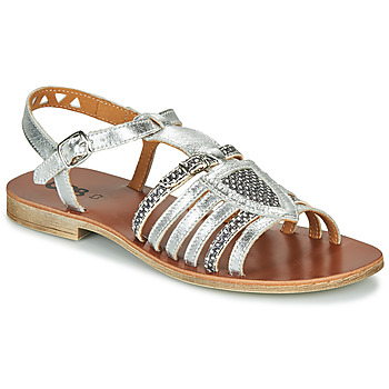 Shoes Girl Sandals GBB FANNI Silver