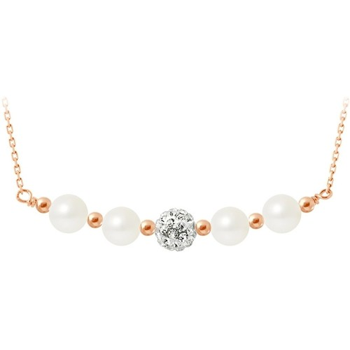 Watches & Jewellery  Women Necklaces Blue Pearls BPS K053 W Multicolored