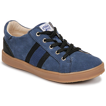 Shoes Boy Low top trainers GBB ANTENO Blue
