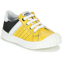 Shoes Boy Low top trainers GBB LINNO VTE JAUNE DPF/2980
