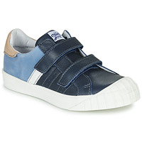 Shoes Boy Low top trainers GBB MAXO Blue
