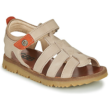 Shoes Boy Sandals GBB PATHE White