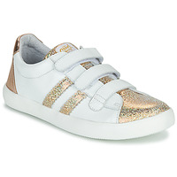 Shoes Girl Low top trainers GBB MADO Orange