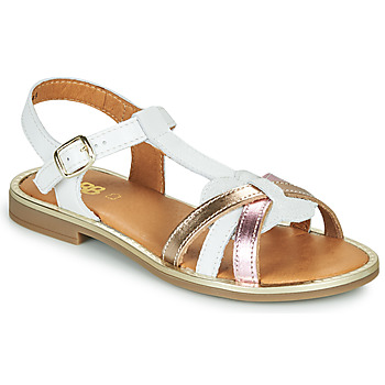 Shoes Girl Sandals GBB EGEA White