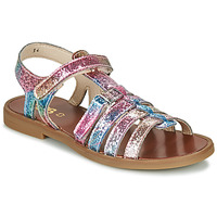 Shoes Girl Sandals GBB KATAGAMI Multicolour