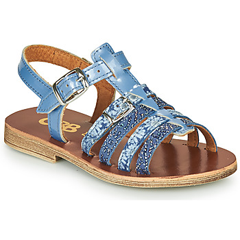 GBB  BANGKOK  girls\'s Children\'s Sandals in Blue