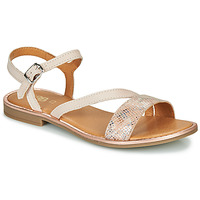 Shoes Girl Sandals GBB FANA Beige